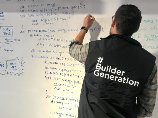 #BuilderGeneration